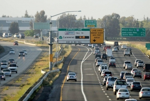 I-580 toll lanes opening delayed