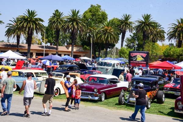 Goodguys West Coast Nationals Car Show Set For This Weekend News - Car show raleigh nc fairgrounds