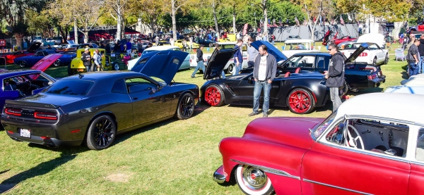 Goodguys Set For Fall Finale Car Show At Pleasanton Fairgrounds - Bay area car shows this weekend